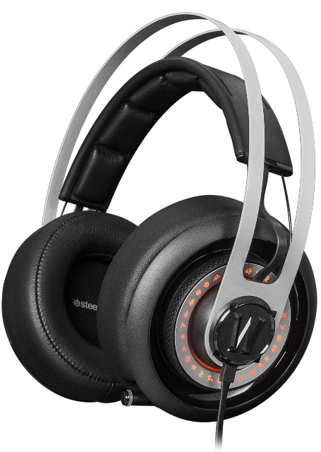 Steelseries Headset Siberia WliteElite WoW Edition