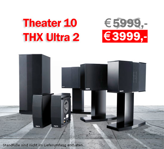teufel startet ausverkauf des theater 10 thx ultra 2. Black Bedroom Furniture Sets. Home Design Ideas