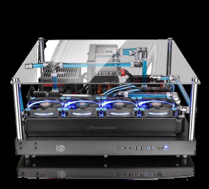 Atx Wandgeh 228 Use Core P5 Von Thermaltake News Technic3d