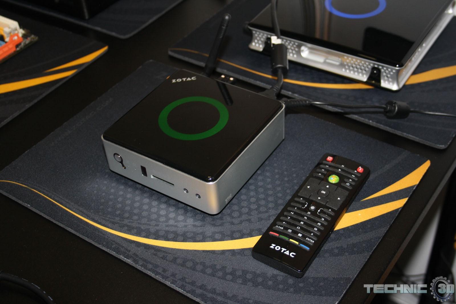 Gamescom 2011 Zotac Stellt Neuen Mini Pc Vor News Technic3d