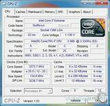 intel core i7 980x cpu z