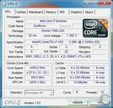 intel core i7 980x cpu z oc