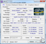 intel core i7 3960x turbo