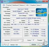 intel core i7 3930k idle