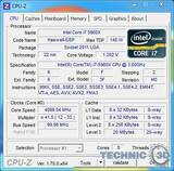 intel core i7 5960x cpu z overclock