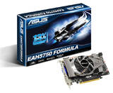 ASUS EAH5750 FORMULA graphics card