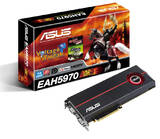 ASUS EAH5970 graphics card