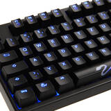 Ducky Shine 3 Gaming Tastatur  blaue LED   schwarz  2