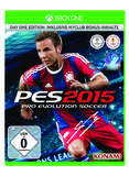 PES2015 Xbox One 2DPack D1 GER