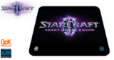 SteelSeries QcK StarCraft II Heart of the Swarm