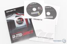Gigabyte Z170X Gaming G1 Lieferumfang 3