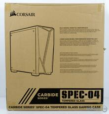 Corsair Carbide Series SPEC 04 TG  1 von 1