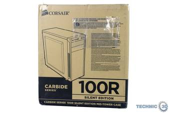 corsair carbide 110r silent gehaeuse test 1