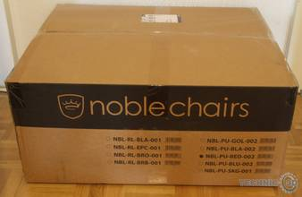 noblechairs EPIC Gaming Stuhl Test 003
