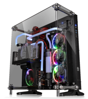 Thermaltake Core P5 Tempered Glass Edition ATX Wall Mount Chassis