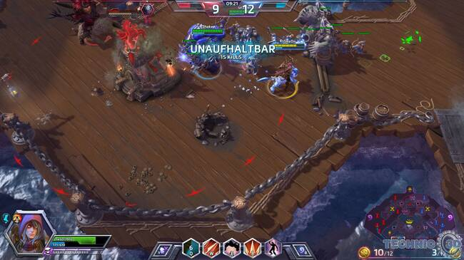 Heroes of the Storm Screenshot Technic3D 85