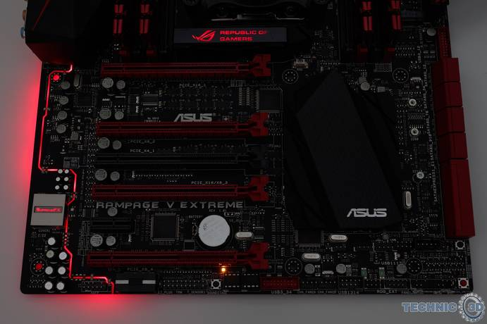 ASUS Rampage V Extreme X99 15