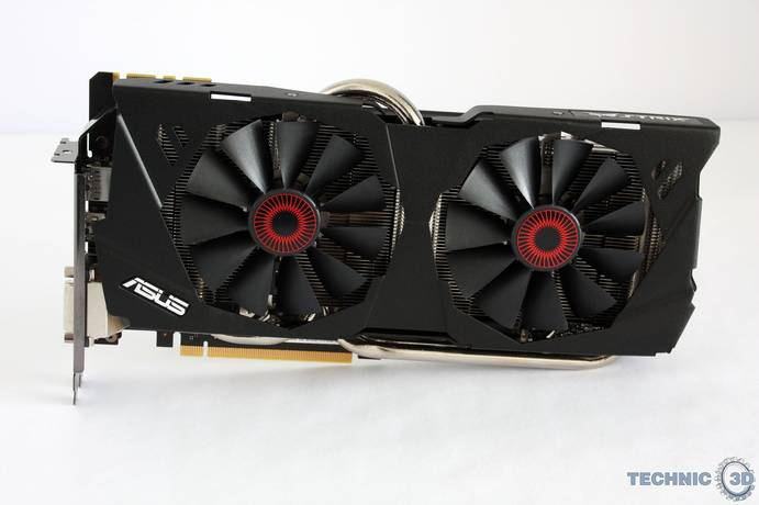 ASUS STRIX GeForce GTX 980 4