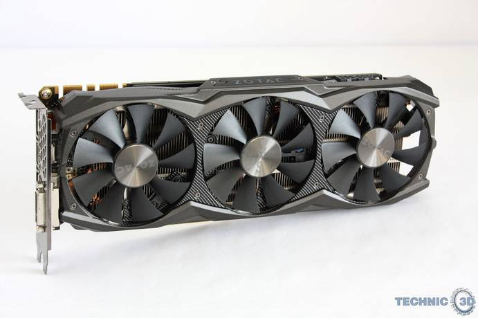 ZOTAC GeForce GTX 970 AMP Extreme Core Edition 2 2
