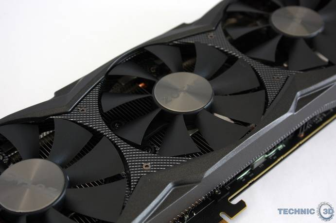 ZOTAC GeForce GTX 980 Ti AMP 10