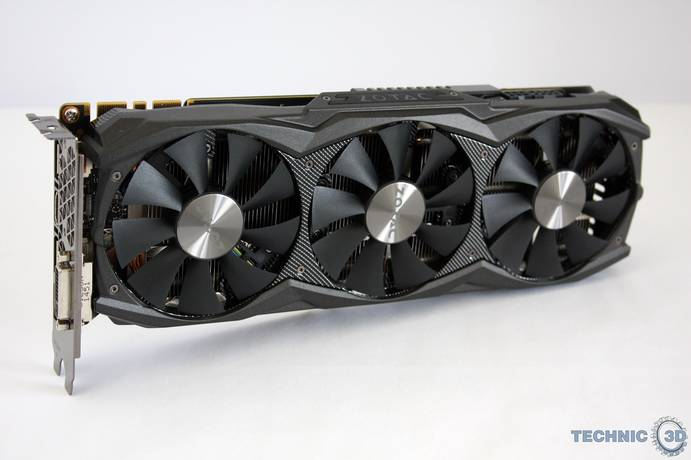 ZOTAC GeForce GTX 980 Ti AMP 4