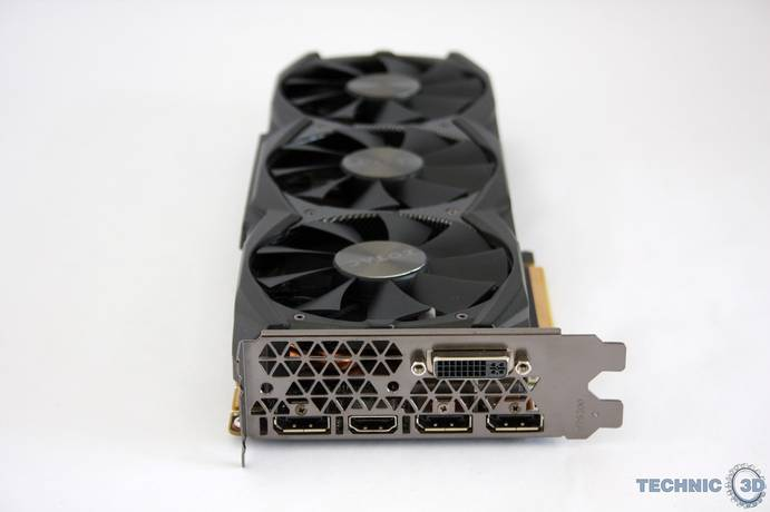 ZOTAC GeForce GTX 980 Ti AMP 6