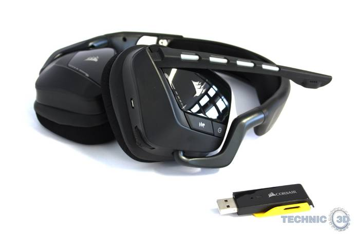 Corsair Void Wireless RGB 1