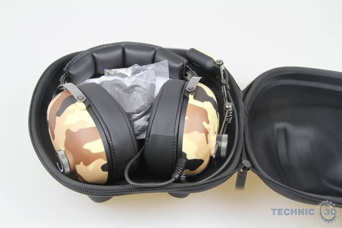 Arctic P533 Military Headset 006