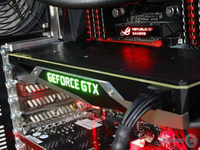 NVIDIA GeForce GTX 1080 FE 9