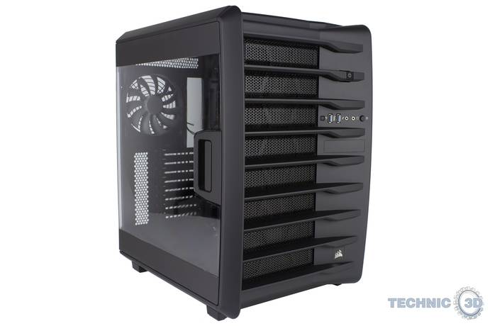 corsair carbide series air 740 gehaeuse test 31