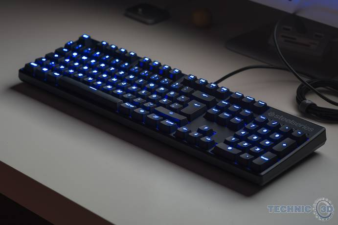 SteelSeries APEX M500 11
