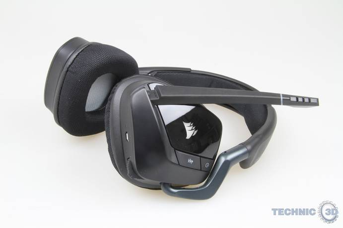 Corsair VOID PRO RGB Wireless Headset 004