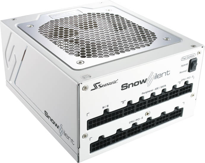 SnowSilent 750  XP2S  Connectors