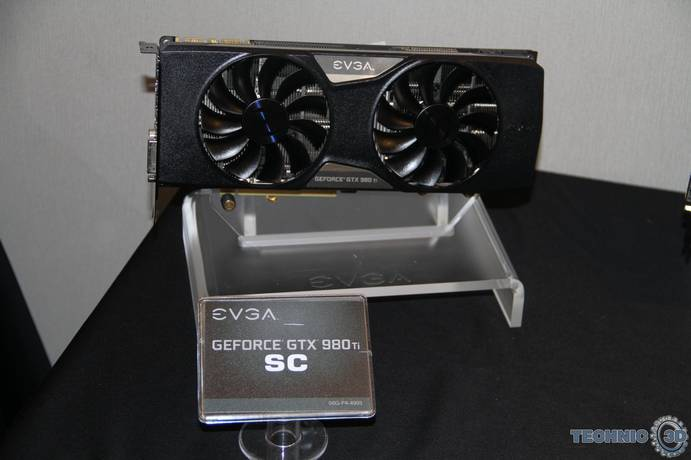 Computex EVGA GeForce GTX 980 Ti etc 11