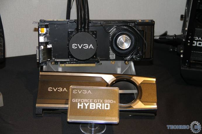 Computex EVGA GeForce GTX 980 Ti etc 15